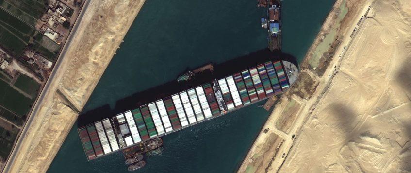 Egypt Seizes Ever Given Ship in Suez Canal, Demands Compensation