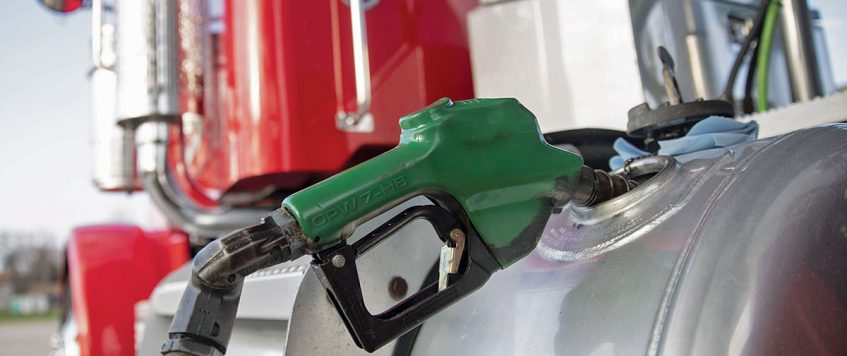 WHAT MAKES UP THE PRICE OF A GALLON OF DIESEL?