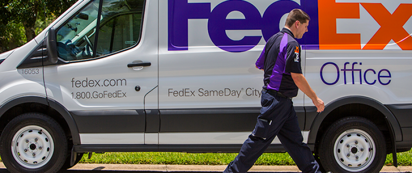 FedEx Adds New Delivery Fees to Manage Strain From Coronavirus