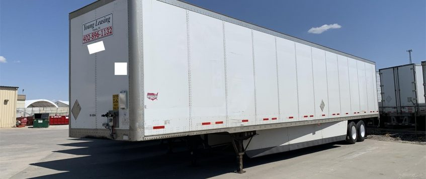 Yellow and Werner agree: Trailers are today's biggest issue in trucking
