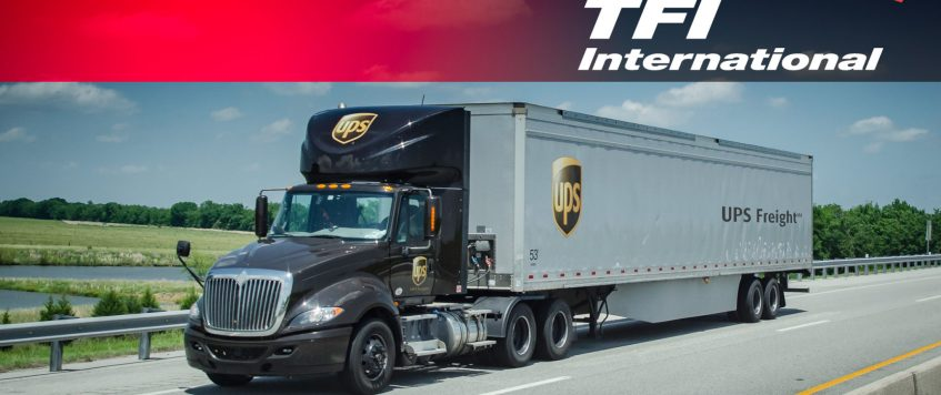 TFI to acquire UPS Freight for $800M