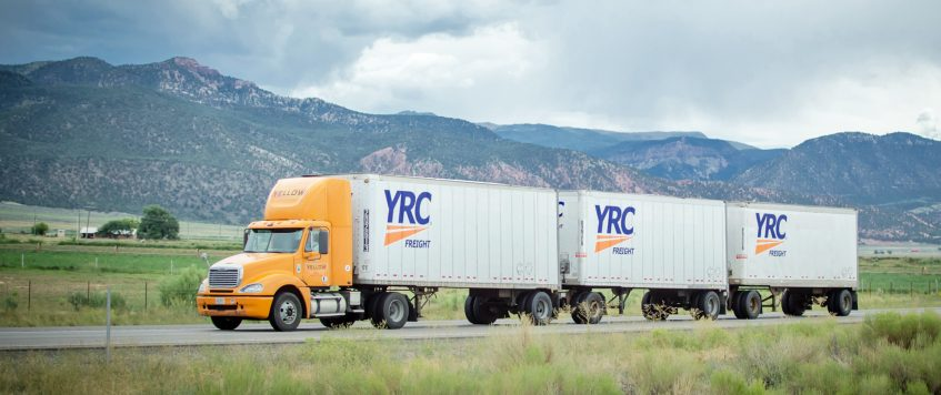 YRC gives government 30% stake in its latest financial bailout
