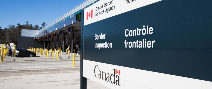 What will the reopening of the Canadian border mean for freight?