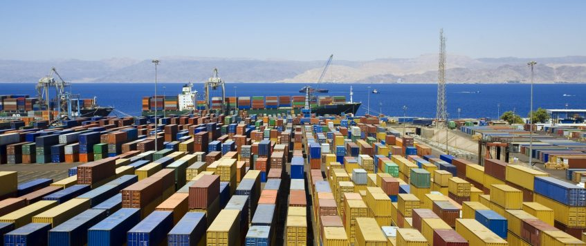 How three Chinese companies cornered global container production