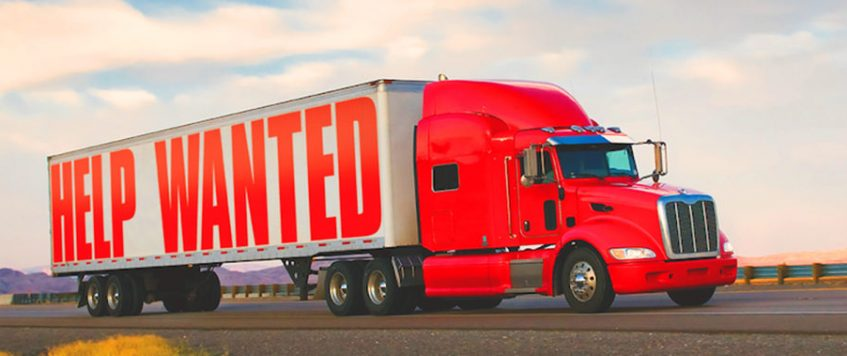 The Upside of COVID-19 Pandemic-Induced Truck Driver Shortages